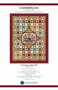 Chamberlain Union General QUILT copy