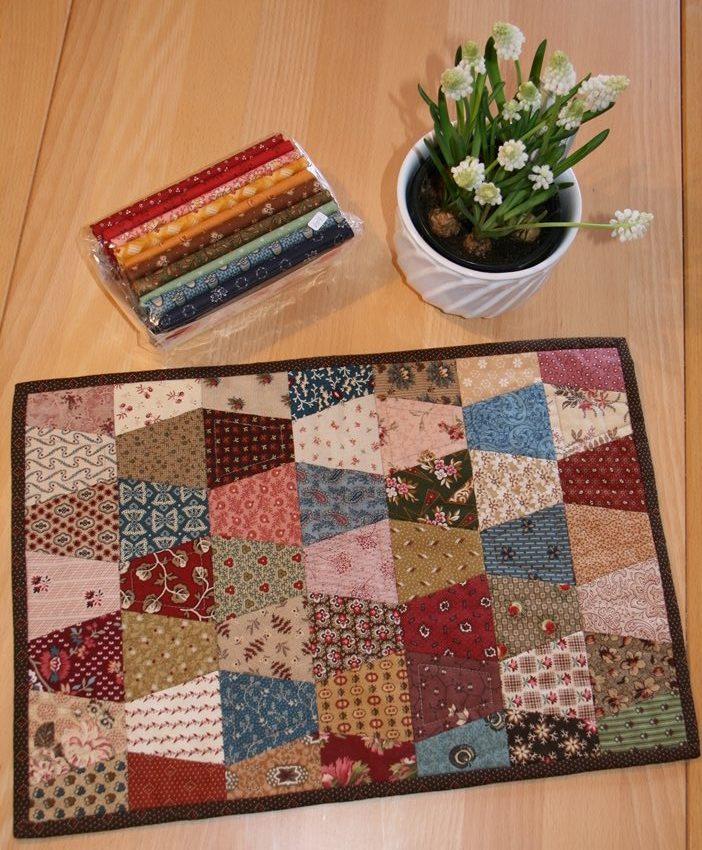 Skabeloner til patchwork