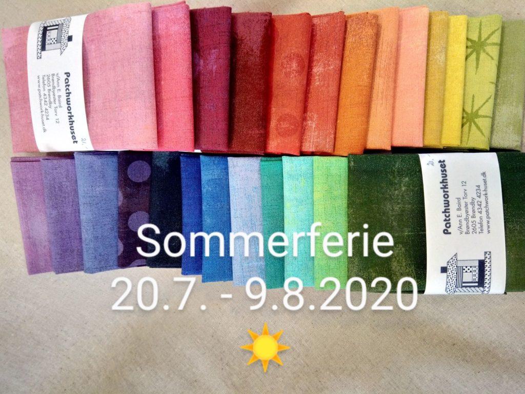 Sommerferie 2020