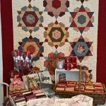 Rose Star patchwork